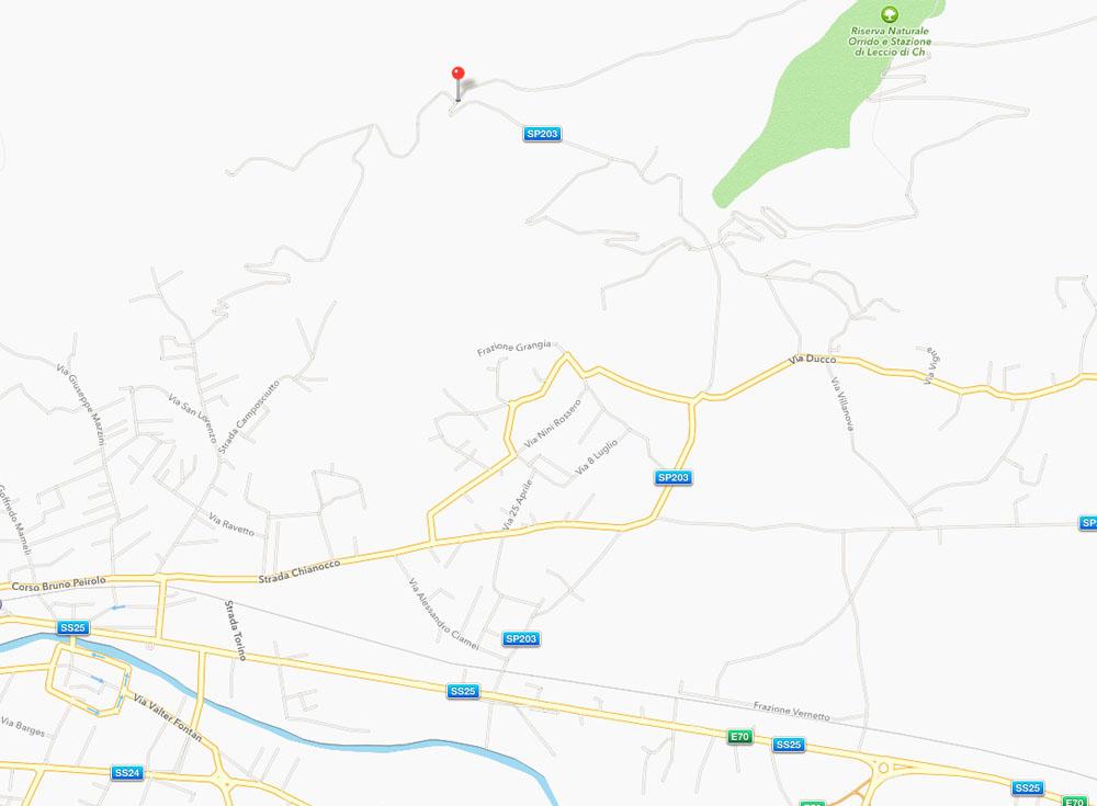 mappa baritlera